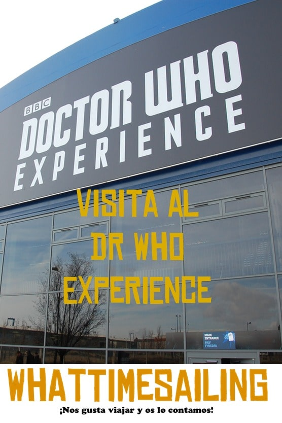 Dr Who Experience Cardiff